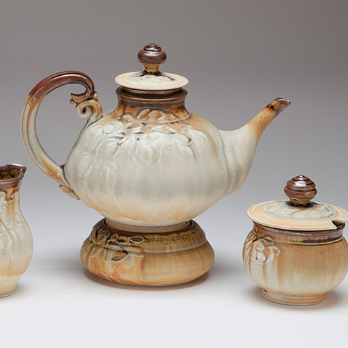 Teasets and Pitchers